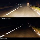 Галогеновая лампа H7 Philips X-treme Vision+130% 12V 3700K комплект 2 шт., фото 2