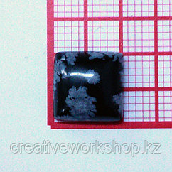 Кабошон квадрат 10*10 мм