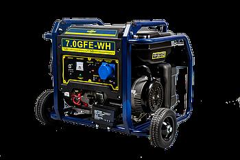 Генератор бензиновый Mateus 7.0GFE-WH