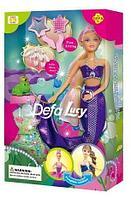 Defa Lucy Кукла Lucy (29см) русалка с аксесс.