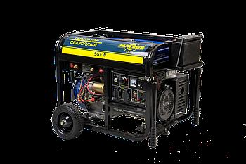 Сварочный генератор бензиновый Mateus 5GFW