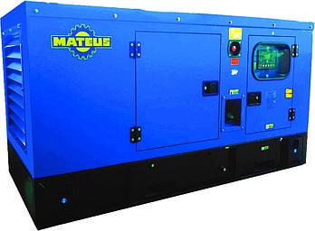 Дизельная генераторная станция трёхфазная Mateus MS01302