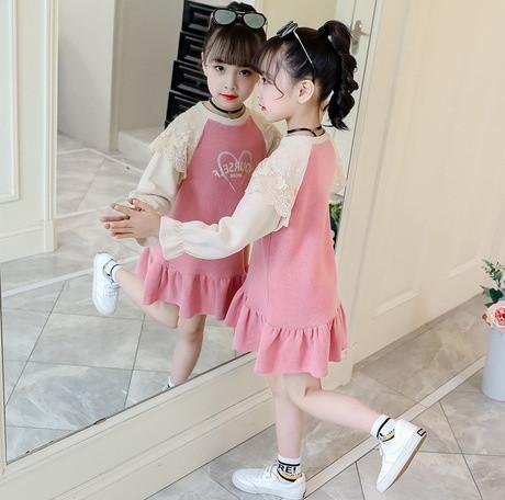 Нежное платье для девочки!