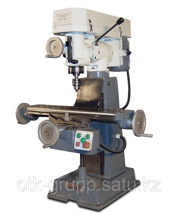 Сверлильно-фрезерный станок MetalMaster TDM-15
