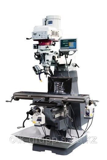 Универсальный вертикально-фрезерный станок MetalMaster ТMM 200