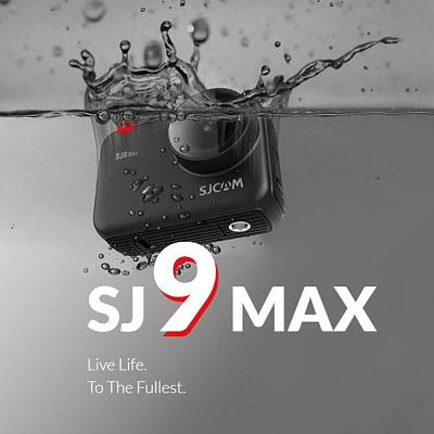 SJ9 MAX SJCAM Wi-Fi экшн-камера