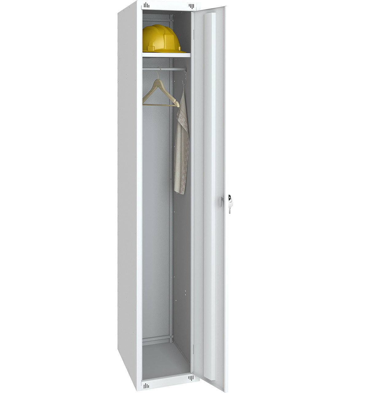 Шкаф для одежды односекционный (400х490х1850) арт. ШМ11