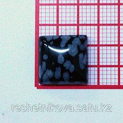 Кабошон квадрат 12*12 мм
