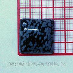 Кабошон квадрат 15*15 мм
