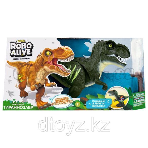 T-Rex RoboAlive, Темно зеленый
