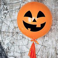 Шары гиганты на Halloween