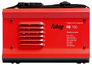 Инвертор сварочный, сварочный аппарат, FUBAG IQ 160, фото 3