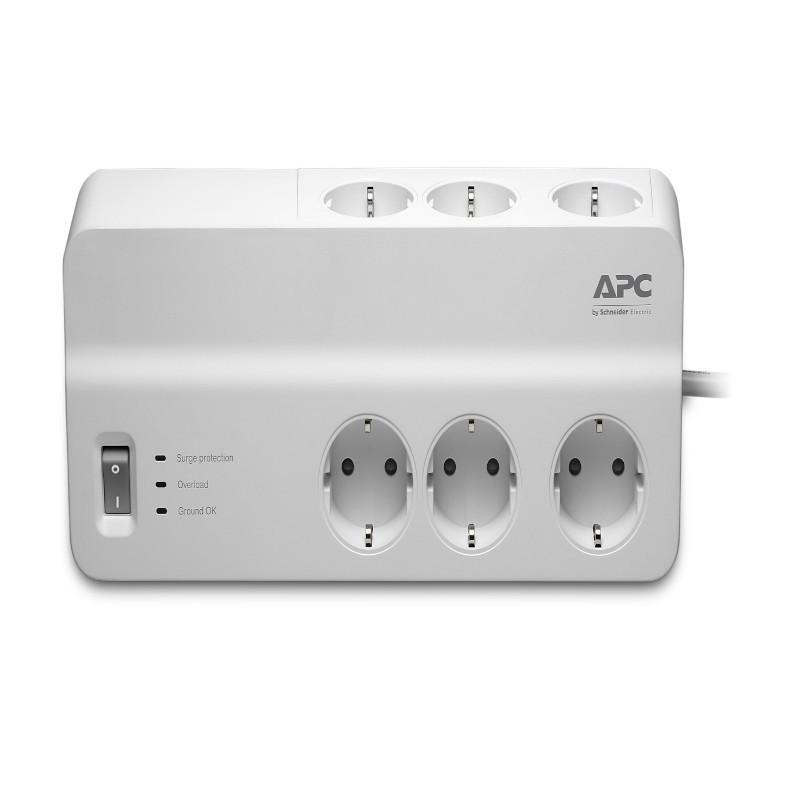 Сетевой фильтр APC Essential SurgeArrest