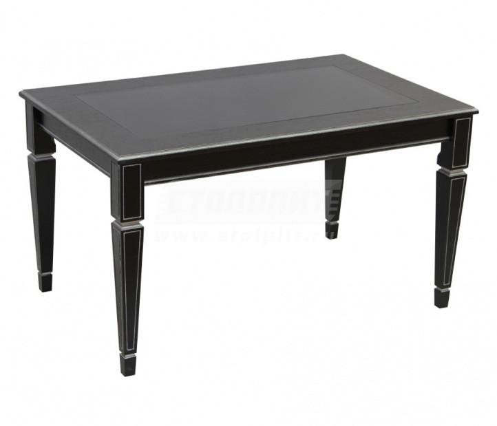 Журнальный столик В 81С Венге-серебро