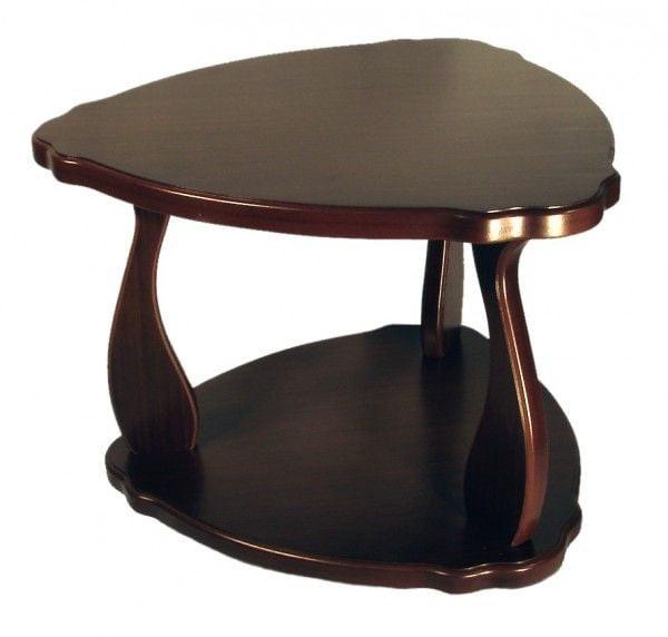Стол журнальный Комфорт 6 Темно-коричневый