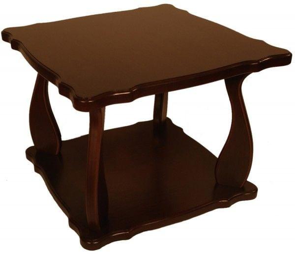 Стол журнальный Комфорт 5 Темно-коричневый