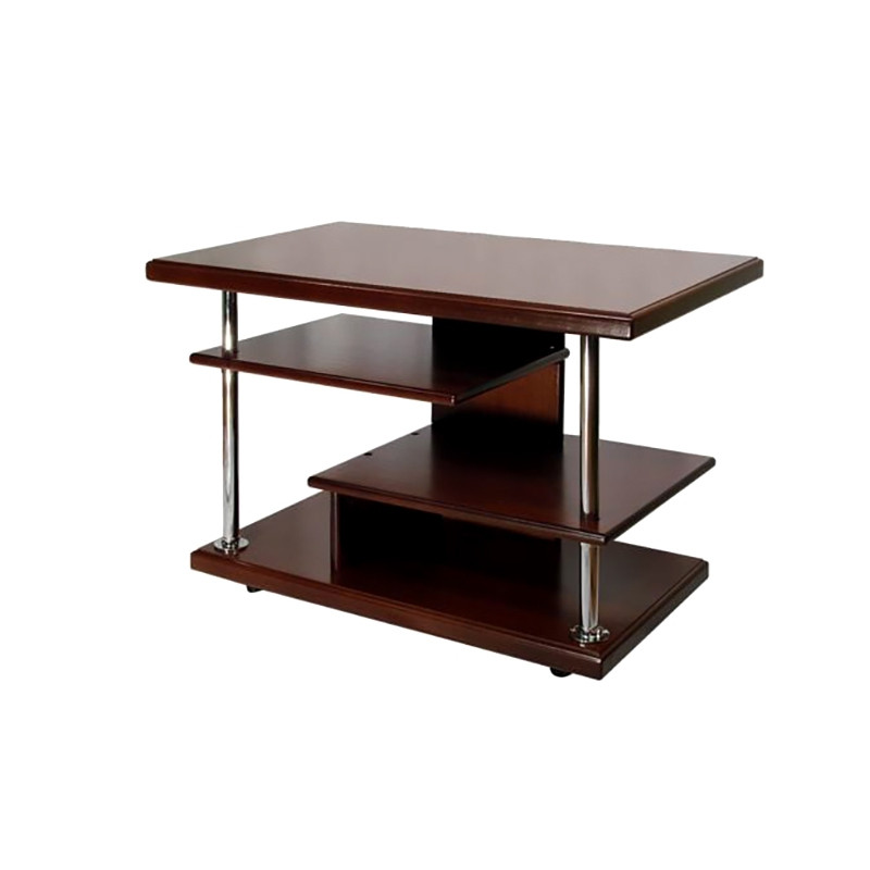 Стол журнальный Комфорт 3 Средне-коричневый