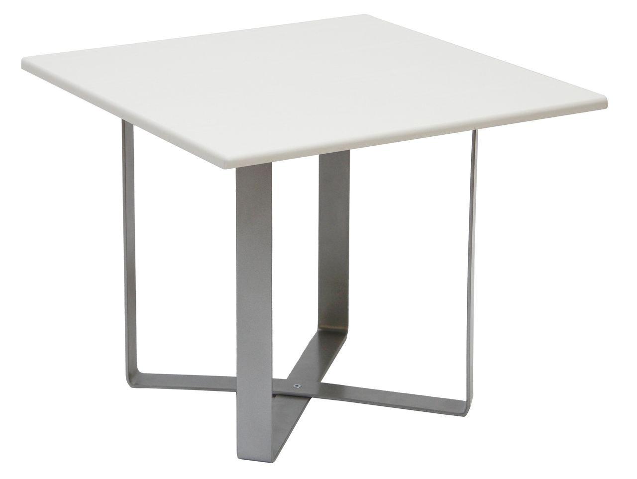 Стол журнальный Саут 10Д Белый ясень