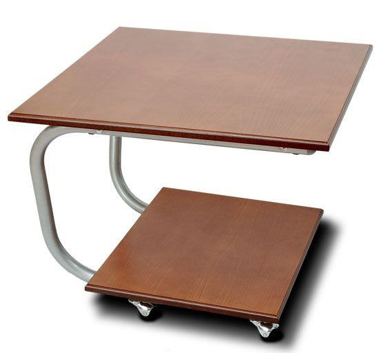 Стол журнальный Дуэт 11М Средне-коричневый
