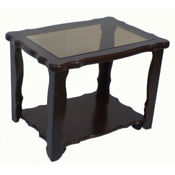 Стол журнальный Комфорт 1С Темно-коричневый
