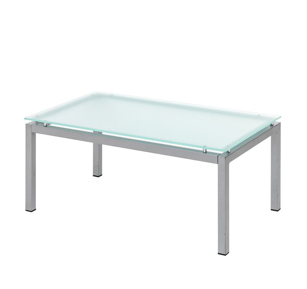 Стол кофейный BYBLOS clear glass