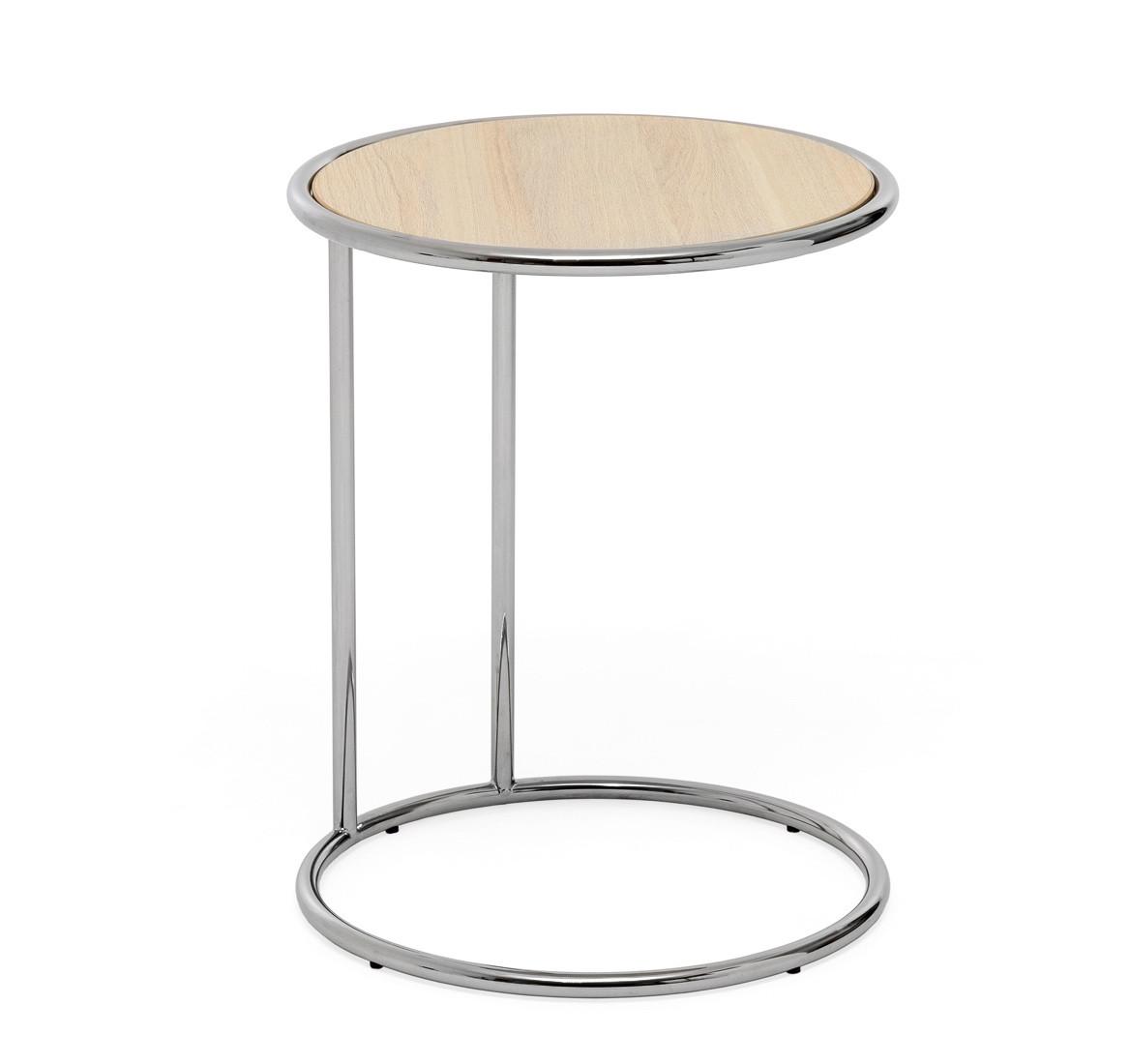 Стол кофейный CAPELLA CPL 131 Дуб Светлый