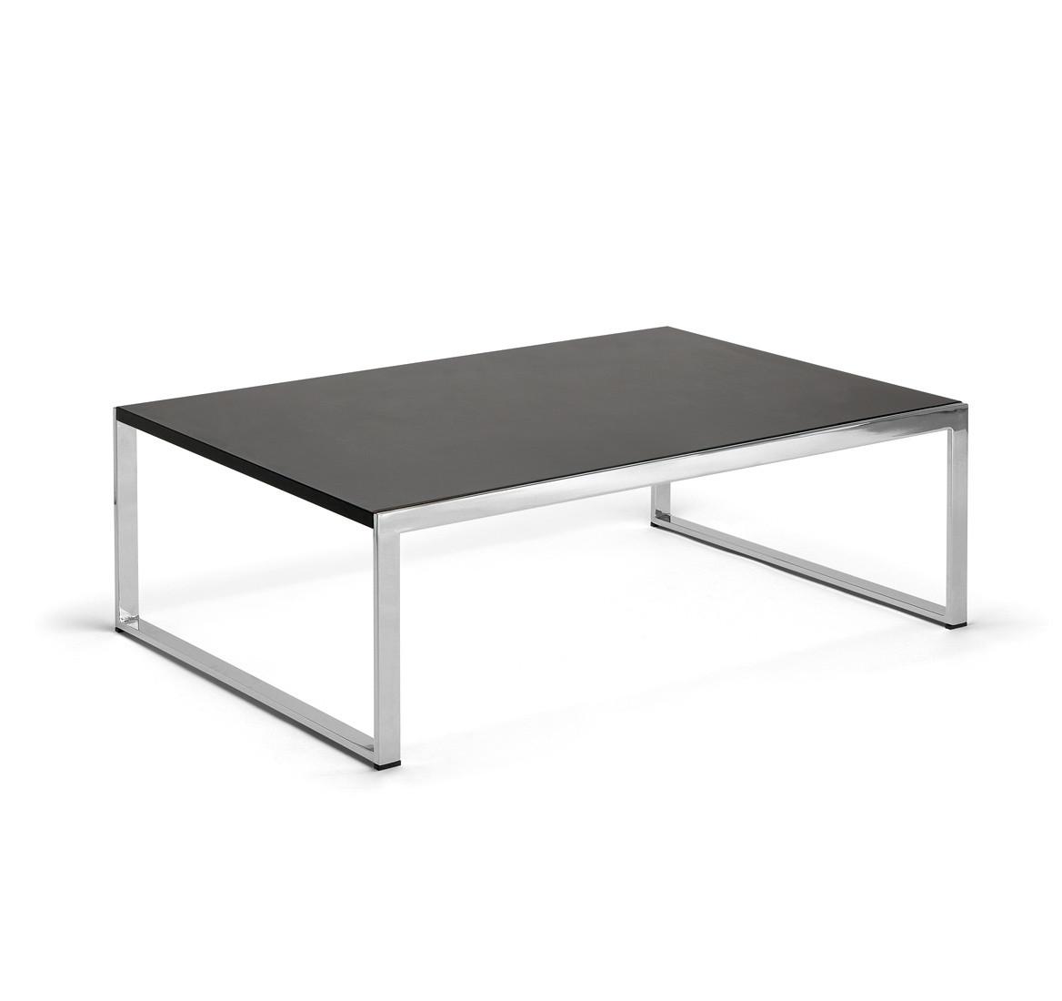 Стол кофейный RHODOS T253AA00EC 0CRO020 Черный