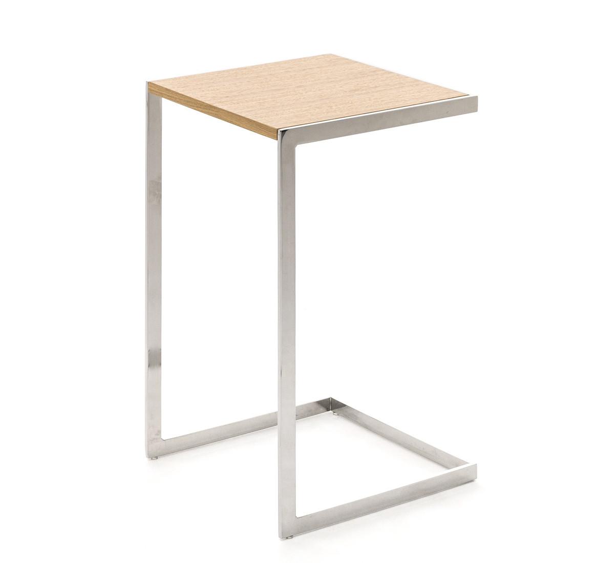 Стол кофейный TOWER 0CRO01050W 01 01 T Дуб светлый