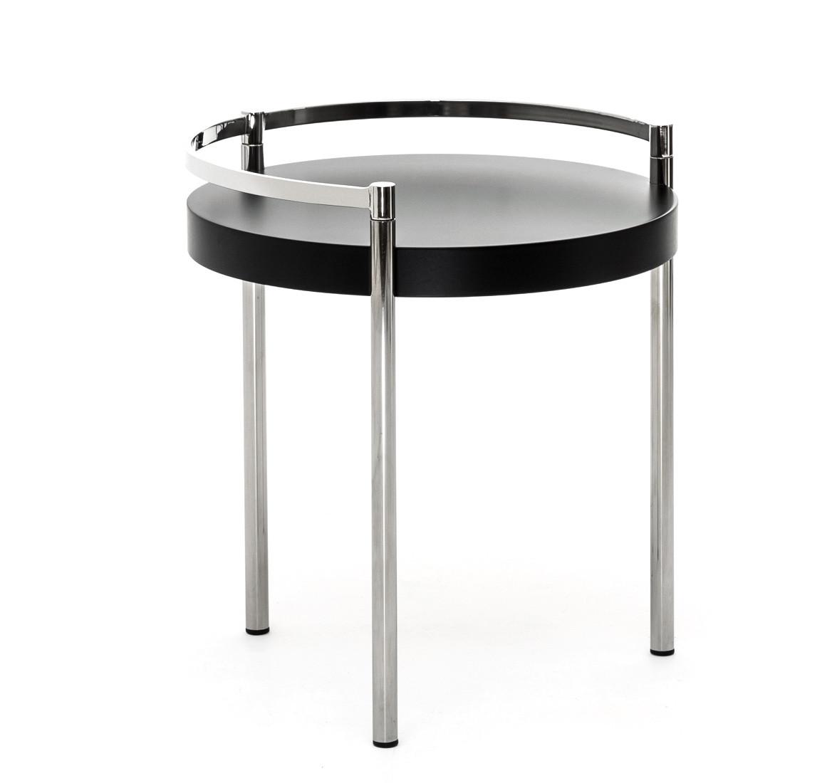 Стол кофейный TABULA 0MAR010500 01 15 Черный