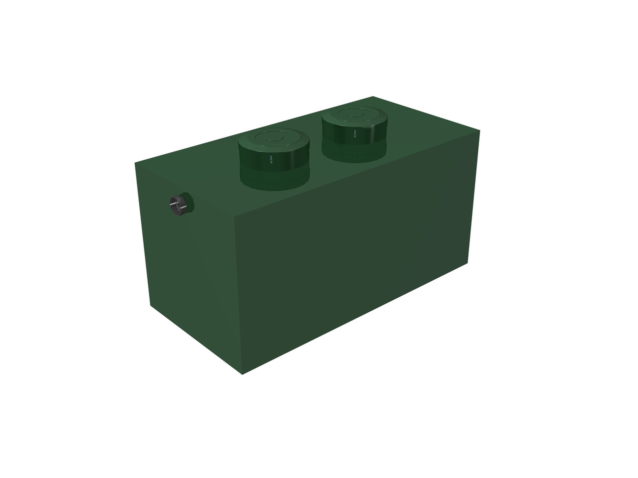 Промышленный жироуловитель Alta М-OS 36-2400