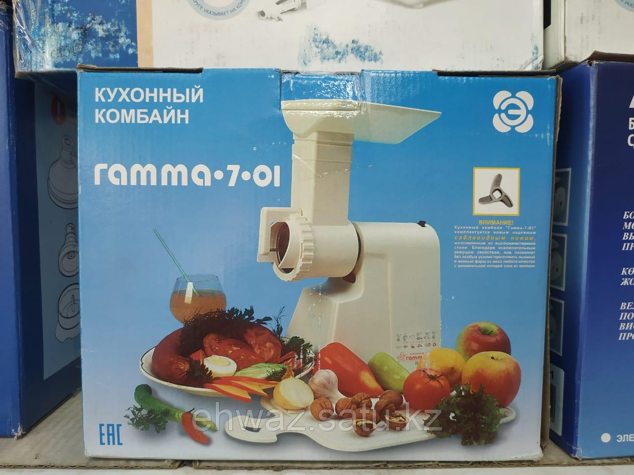 Электромясорубка+кухонный комбайн