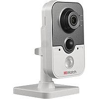 HiWatch DS-T204 видеокамера цветная кубическая