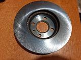 Диск тормозной передний Chevrolet Cobalt, фото 4