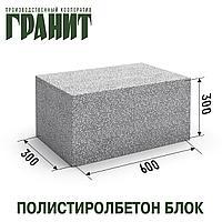 Полистиролбетон, стеновой, 380*300*590 мм