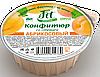 Конфитюр FitDelice абрикосовый со стевией