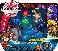 Bakugan большой стартовый набор Бакуган, фото 1