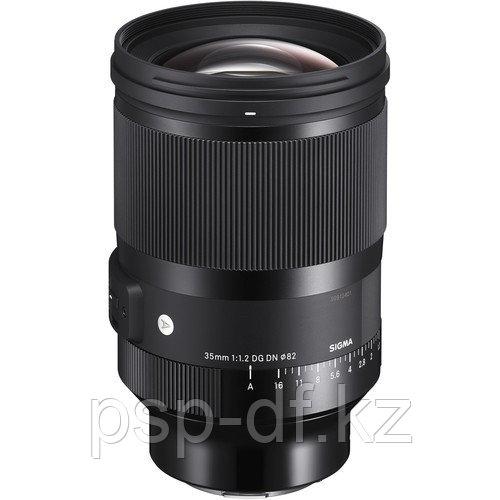 Объектив Sigma 35mm f/1.2 DG DN Art для Sony E