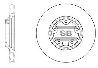 Тормозные диски JAC X200