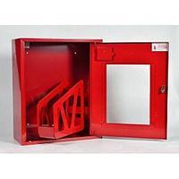 ШПК-01 НОК шкаф для пожарного крана со стеклом, красный