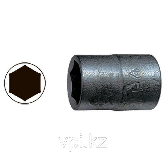 """Торцевая головка HEX - шестигранник 10мм 1/2"""" """"НИЗ"""" (Новосибирск)"""