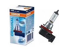 Галогеновая лампа OSRAM H8 64212 35W ORIGINAL 12V PGJ19-1 1лампа