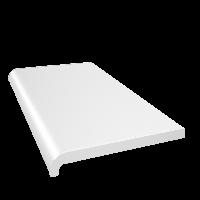 Подоконники акриловые WDS ПВХ 600 белый двухкопинос