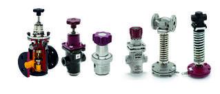 ADCA Редукционные клапаны (pressure reducing valves)