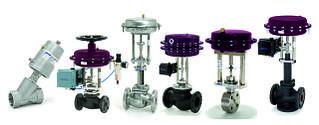 ADCA Регулирующие клапаны (control valves)