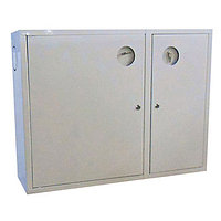ШПК-315 НЗБ шкаф для пожарного крана закрытый, белый