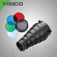 Тубус для фотовспышки/светового прибора