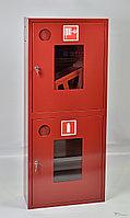 ШПК-03 НОК шкаф для пожарного крана со стеклом, красный