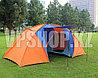 Просторная двухкомнатная 4-х местная палатка TUOHAI 1456, доставка, фото 2