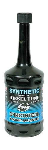 Синтетический очиститель форсунок и тюнинг для дизеля