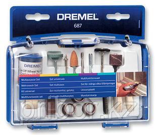Набор оснастки для дома DREMEL, 52 шт.